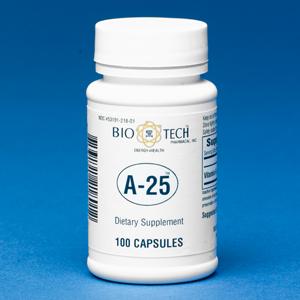 A-25 (Vitamin A)