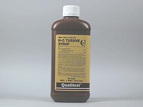 H-C Tussive (Chlorpheniramine/Hydrocodone/Phenylephrine)