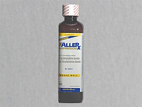 AlleRx (Chlorpheniramine Phenylephrine)