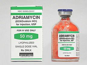 Adriamycin PFS