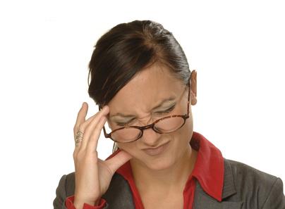 Stress headache symptoms