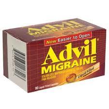 Advil Migraine (Ibuprofen)