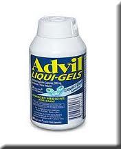 Advil Liquigel (Ibuprofen)