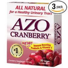 Azo-Cranberry (Cranberry (Generic))