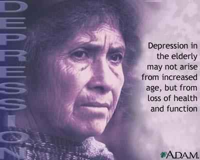 Depression Among Elderly People
