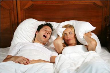 How to Help Banish Snoring?
