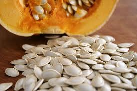 Food for men's health: Pumkin seeds