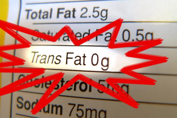 Trans fats raise risk of brain shrinkage, Alzheimer's risk, study