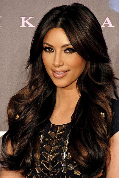 Soul-touched Makeup Secrets Of Kim Kardashian