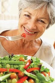 Nutrition for elderly: senior's food guidelines